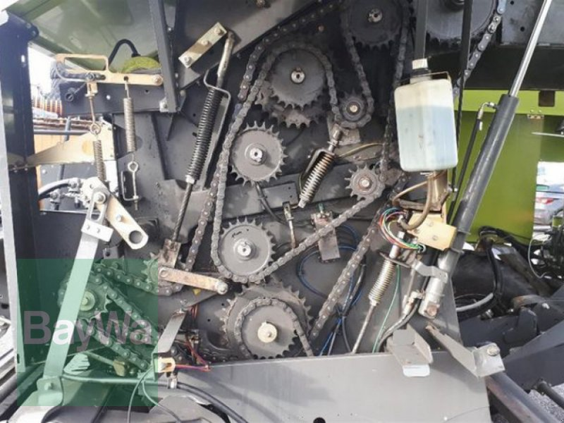 Rundballenpresse του τύπου CLAAS UNIWRAP 335 PRESS-WICKELKOMBI, Gebrauchtmaschine σε Nufringen (Φωτογραφία 23)