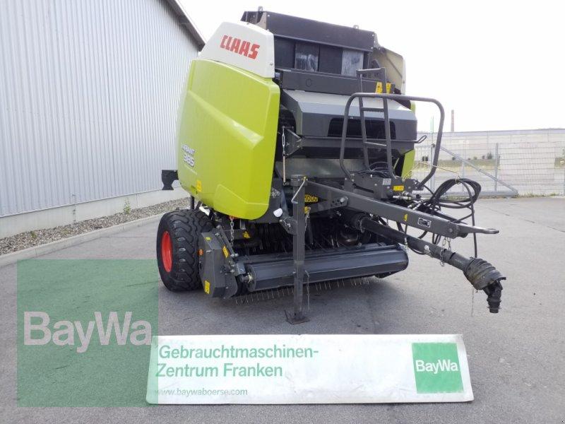 Rundballenpresse des Typs CLAAS Variant 385 RC PRO, Gebrauchtmaschine in Bamberg (Bild 1)