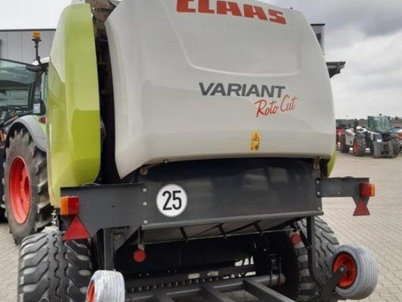 Rundballenpresse des Typs CLAAS VARIANT 385 RC, Gebrauchtmaschine in Walsrode (Bild 8)