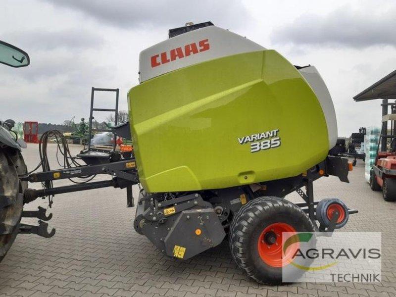 Rundballenpresse des Typs CLAAS VARIANT 385 RC, Gebrauchtmaschine in Walsrode (Bild 1)