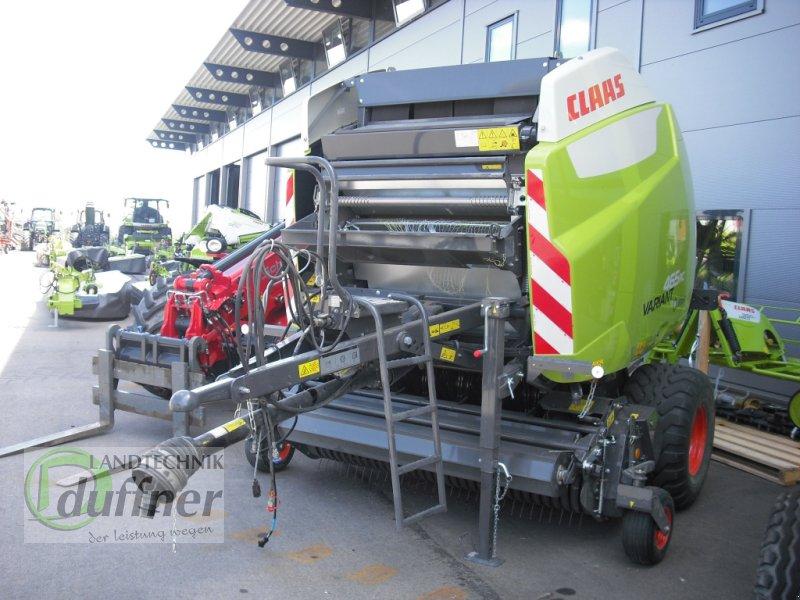 Rundballenpresse типа CLAAS VARIANT 465 RC PRO, Gebrauchtmaschine в Hohentengen (Фотография 2)