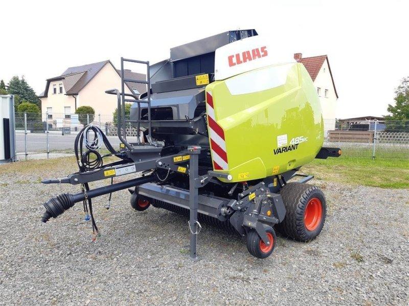 Rundballenpresse des Typs CLAAS Variant 485 RC Pro, Gebrauchtmaschine in Grimma (Bild 1)