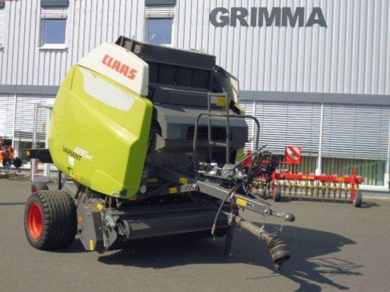 Rundballenpresse des Typs CLAAS Variant 485 RC, Gebrauchtmaschine in Grimma (Bild 1)
