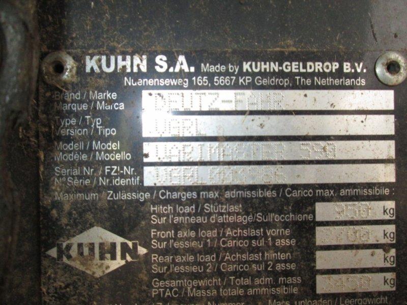Rundballenpresse des Typs Deutz-Fahr Kuhn Varimaster OC 14 Isobus, Gebrauchtmaschine in Wülfershausen an der Saale (Bild 7)
