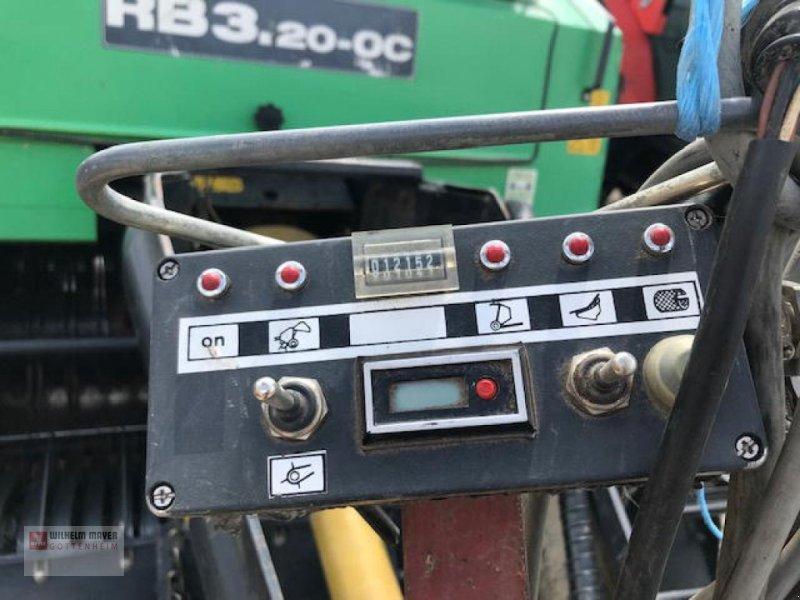 Rundballenpresse des Typs Deutz-Fahr RP 3.20 -0C, Gebrauchtmaschine in Gottenheim (Bild 2)