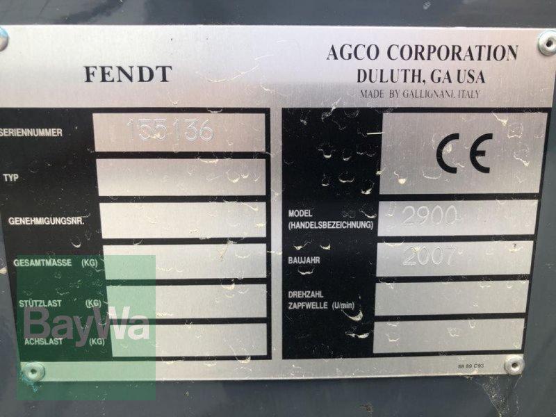 Rundballenpresse des Typs Fendt 2900 VS, Gebrauchtmaschine in St.Wolfgang (Bild 5)
