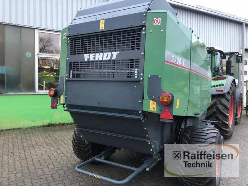 Rundballenpresse des Typs Fendt 2900V Rundballenpresse, Gebrauchtmaschine in Eutin (Bild 3)