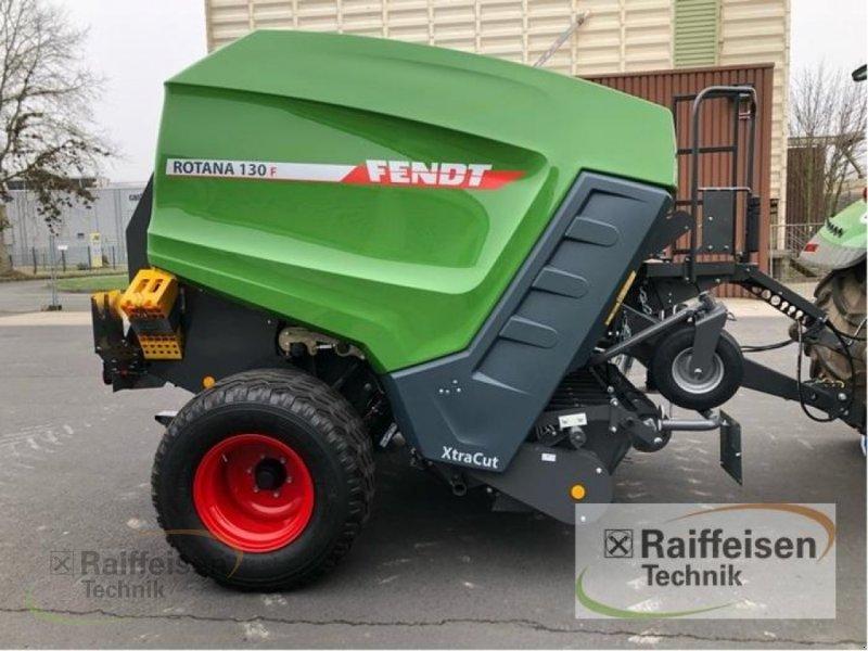 Rundballenpresse des Typs Fendt Rotana 130 F Xtra, Neumaschine in Frankenberg/Eder (Bild 1)