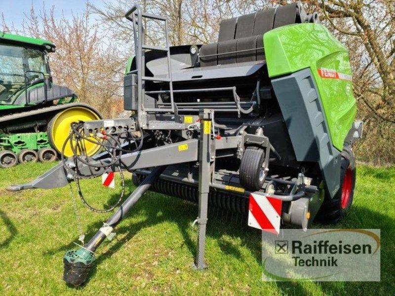 Rundballenpresse des Typs Fendt Rotana 180V Xtra, Vorführmaschine in Kruckow (Bild 1)