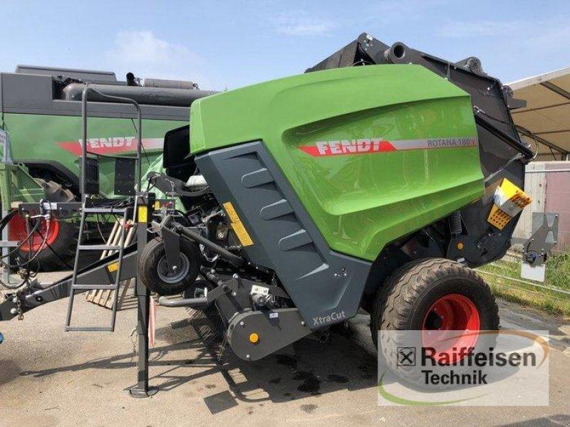 Rundballenpresse des Typs Fendt Rotana 180V Xtra, Neumaschine in Bad Oldesloe (Bild 1)