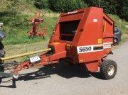 Fiat 5650 Prasa zwijająca & rolująca