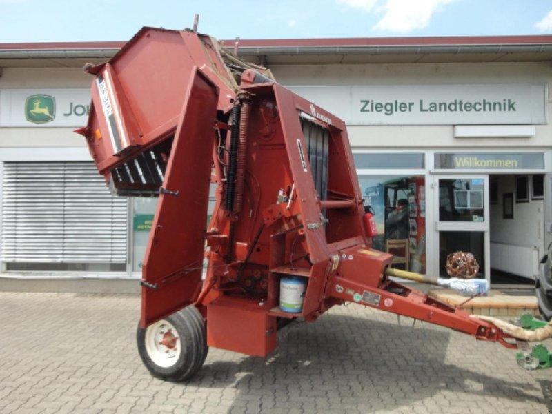Rundballenpresse a típus Hesston 5670, Gebrauchtmaschine ekkor: Kandern-Tannenkirch (Kép 3)