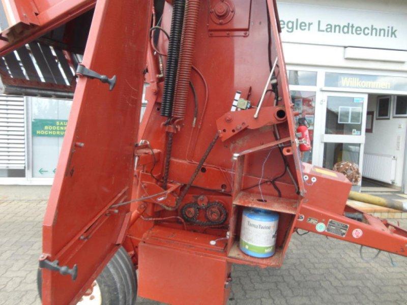 Rundballenpresse a típus Hesston 5670, Gebrauchtmaschine ekkor: Kandern-Tannenkirch (Kép 5)