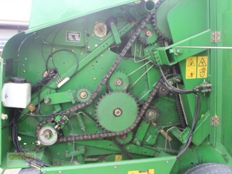 Rundballenpresse typu John Deere 578, Gebrauchtmaschine v Ahaus (Obrázok 10)