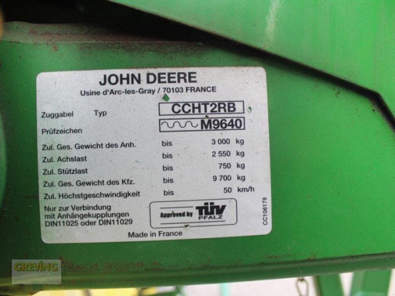 Rundballenpresse typu John Deere 578, Gebrauchtmaschine v Ahaus (Obrázok 16)