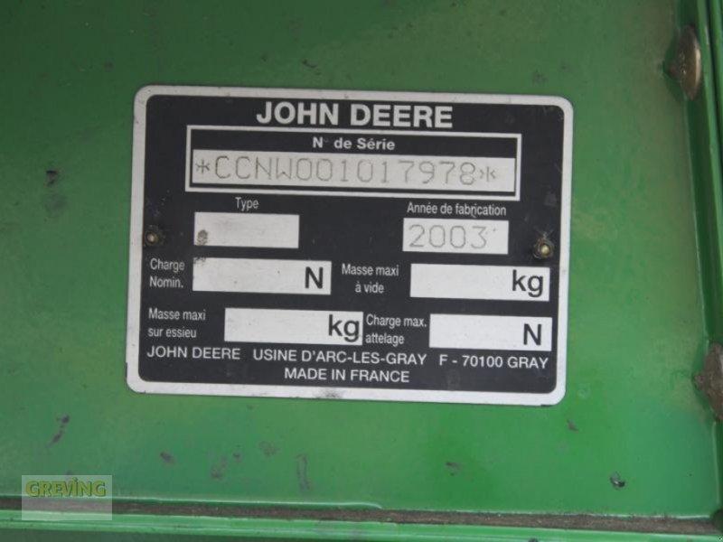 Rundballenpresse typu John Deere 578, Gebrauchtmaschine v Ahaus (Obrázok 17)