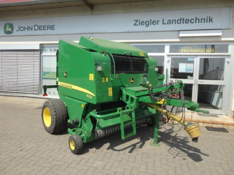 Rundballenpresse a típus John Deere 623P, Gebrauchtmaschine ekkor: Kandern-Tannenkirch (Kép 1)
