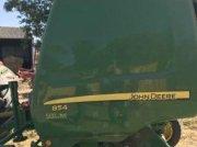 Rundballenpresse типа John Deere 854, Gebrauchtmaschine в Carcassonne
