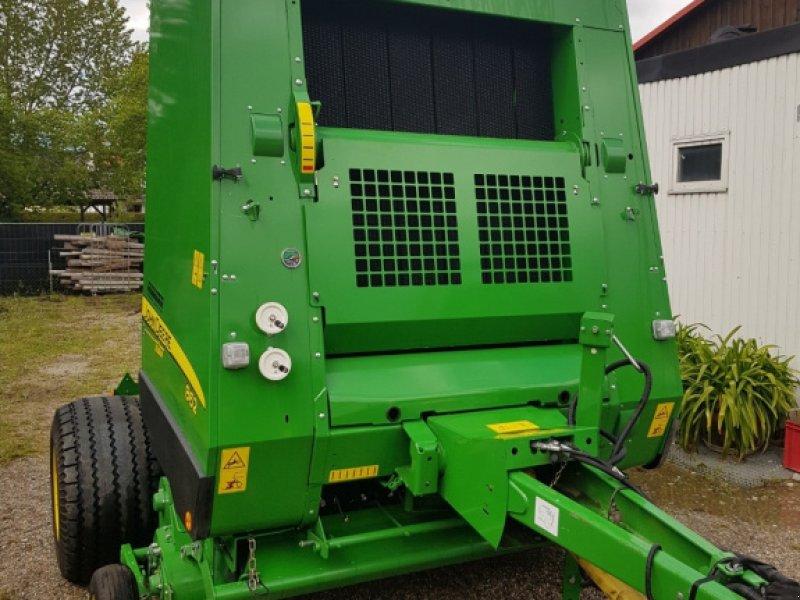 Rundballenpresse des Typs John Deere 862, Gebrauchtmaschine in Penzing (Bild 1)