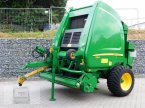 Rundballenpresse des Typs John Deere 864 Premium in Gross-Bieberau