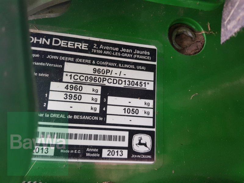 Rundballenpresse des Typs John Deere 960 Premium MC 13, Gebrauchtmaschine in Bamberg (Bild 5)