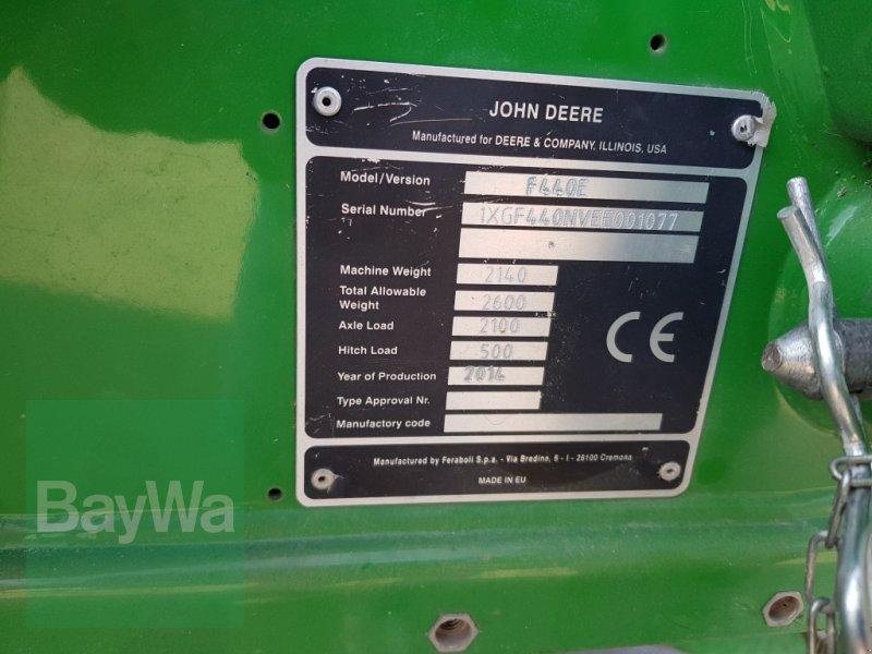 Rundballenpresse des Typs John Deere F 440 E, Gebrauchtmaschine in Bamberg (Bild 5)