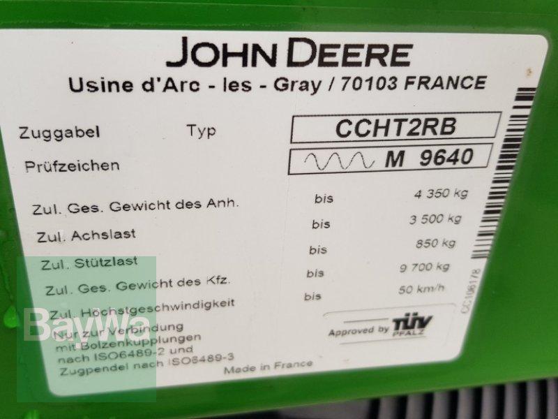 Rundballenpresse des Typs John Deere F440 R, Gebrauchtmaschine in Bamberg (Bild 6)