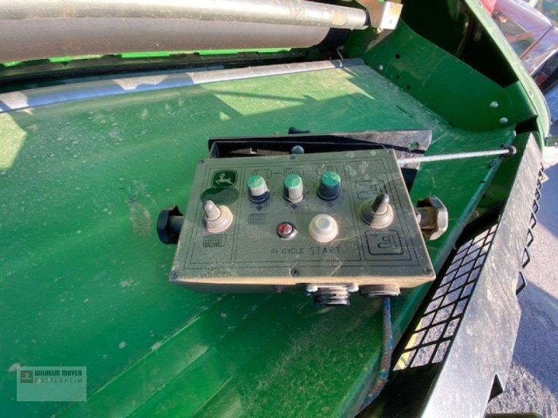 Rundballenpresse des Typs John Deere JD 623 MULTICROP, Gebrauchtmaschine in Gottenheim (Bild 6)