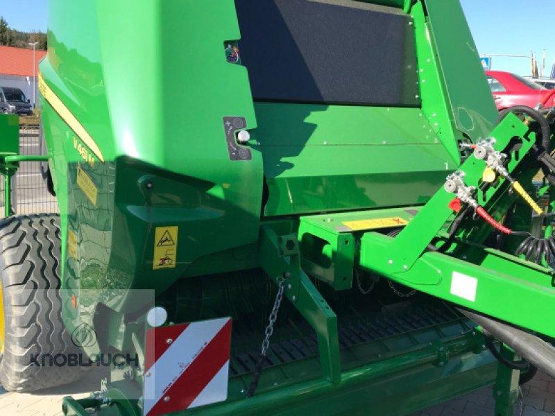 Rundballenpresse typu John Deere V451M, Neumaschine v Immendingen (Obrázok 1)