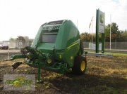 Rundballenpresse a típus John Deere V451M, Vorführmaschine ekkor: Euskirchen