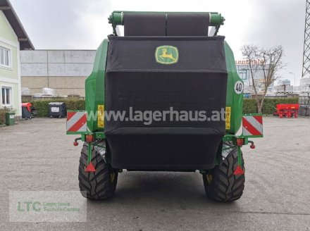 Rundballenpresse des Typs John Deere V461R, Vorführmaschine in Attnang-Puchheim (Bild 7)