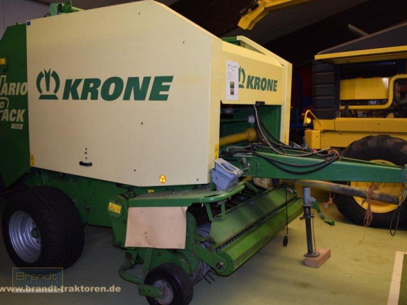 Rundballenpresse des Typs Krone 1500 Vario Pack, Gebrauchtmaschine in Bremen (Bild 1)