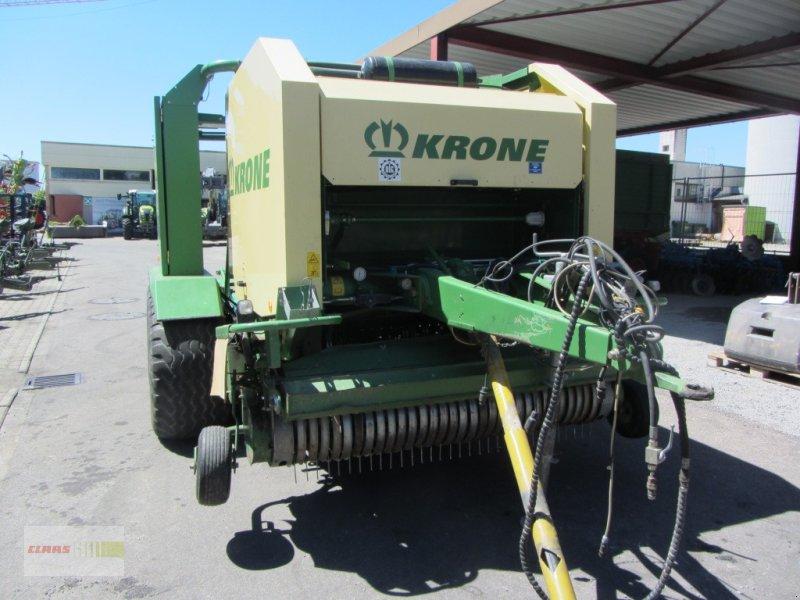 Rundballenpresse des Typs Krone C-P MC 1500V, Gebrauchtmaschine in Langenau (Bild 1)