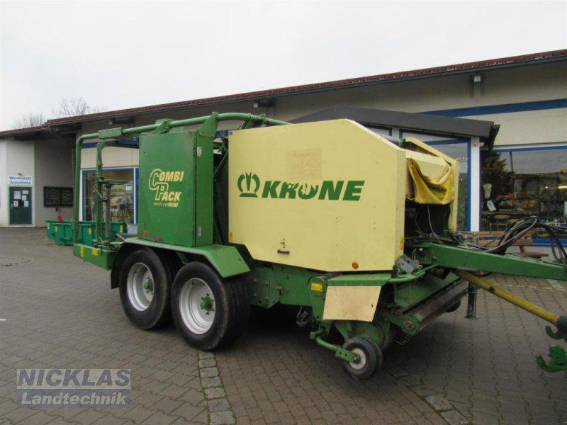 Rundballenpresse des Typs Krone CombiPack 1500, Gebrauchtmaschine in Schirradorf (Bild 1)