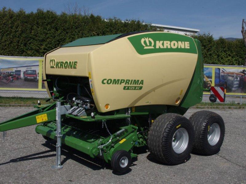 Rundballenpresse des Typs Krone Comprima F 125 XC Tandem, Gebrauchtmaschine in Villach (Bild 1)