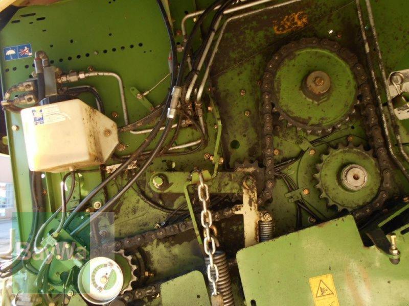 Rundballenpresse des Typs Krone COMPRIMA F 125 XC, Gebrauchtmaschine in Mindelheim (Bild 8)