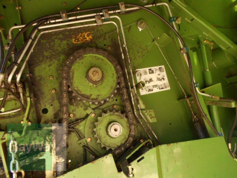 Rundballenpresse des Typs Krone COMPRIMA F 125 XC, Gebrauchtmaschine in Mindelheim (Bild 9)
