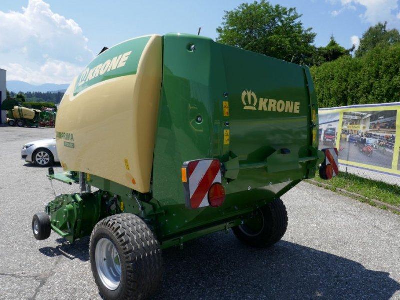 Rundballenpresse des Typs Krone Comprima F 125 XC, Gebrauchtmaschine in Villach (Bild 4)