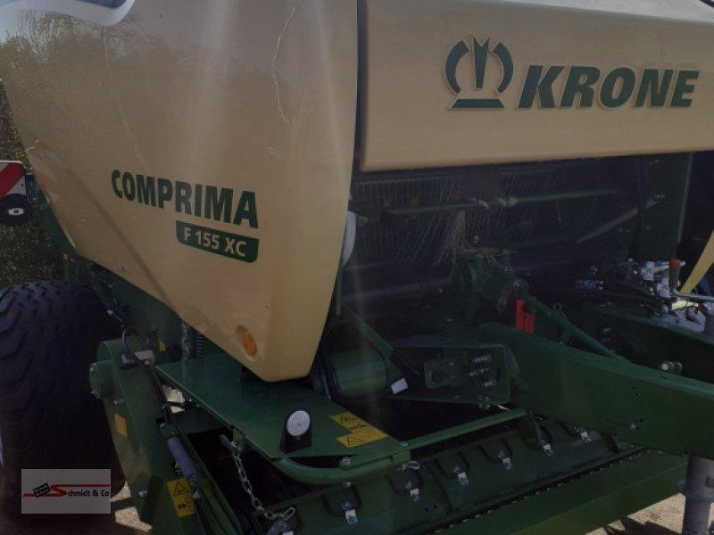 Rundballenpresse typu Krone Comprima F 155 XC, Neumaschine v Granzin OT Greven (Obrázok 1)