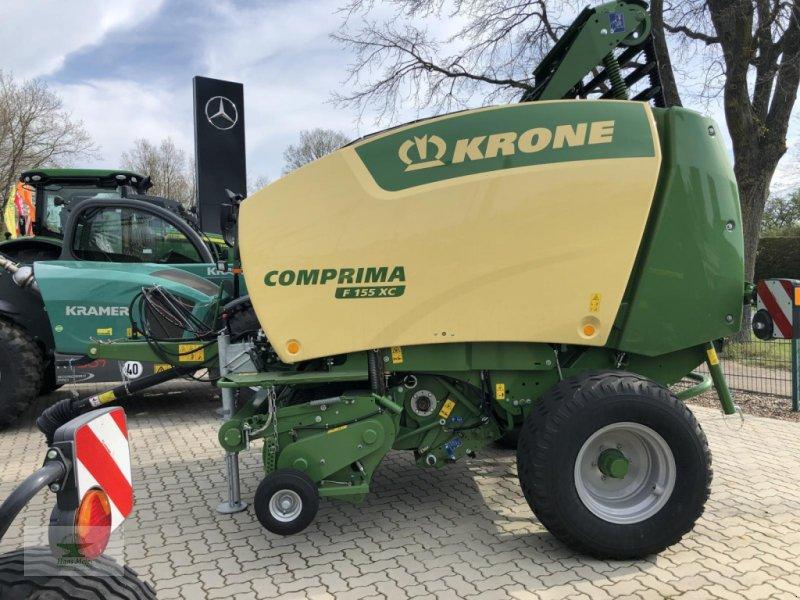 Rundballenpresse typu Krone Comprima  F155 XC sofort verfügbar, Gebrauchtmaschine v Rubenow OT Groß Ernsthof (Obrázok 1)