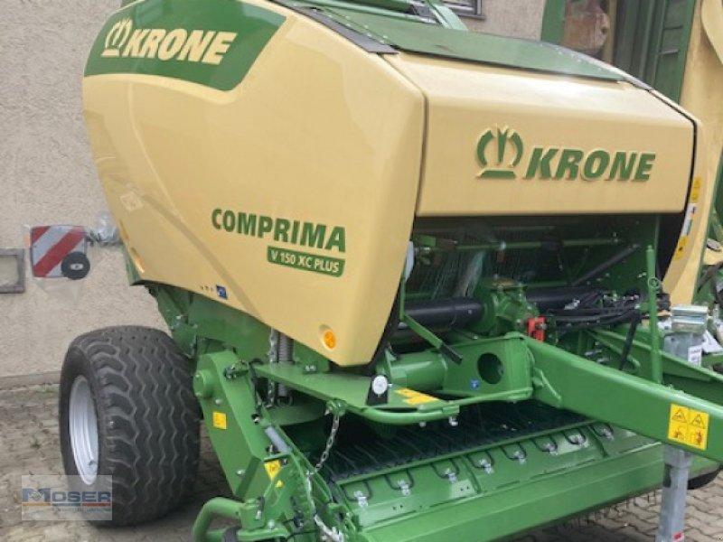 Rundballenpresse типа Krone Comprima v 150 XC Plus, Neumaschine в Massing (Фотография 1)