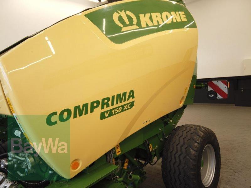 Rundballenpresse des Typs Krone COMPRIMA V 150 XC, Gebrauchtmaschine in Manching (Bild 11)
