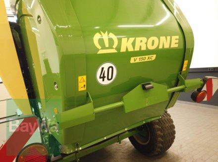 Rundballenpresse des Typs Krone COMPRIMA V 150 XC, Gebrauchtmaschine in Manching (Bild 13)