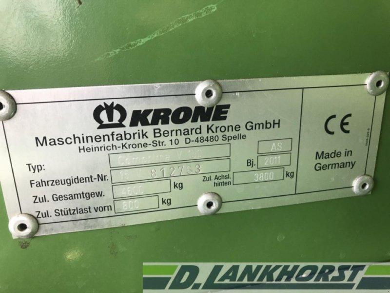 Rundballenpresse des Typs Krone Comprima V 150 XC, Gebrauchtmaschine in Emsbüren (Bild 9)