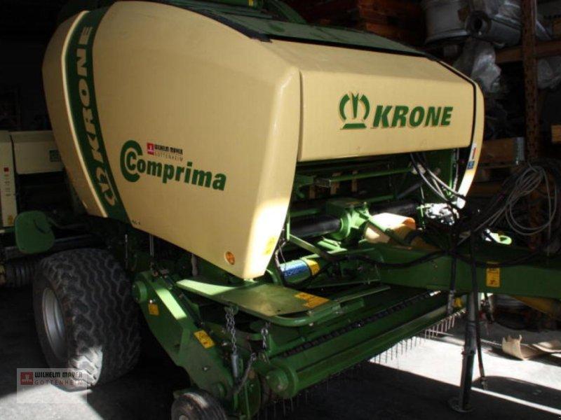 Rundballenpresse des Typs Krone COMPRIMA V 150 XC, Gebrauchtmaschine in Gottenheim (Bild 1)