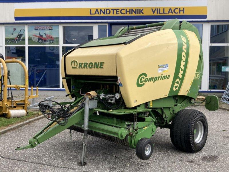 Rundballenpresse des Typs Krone Comprima V 150 XC, Gebrauchtmaschine in Villach (Bild 1)