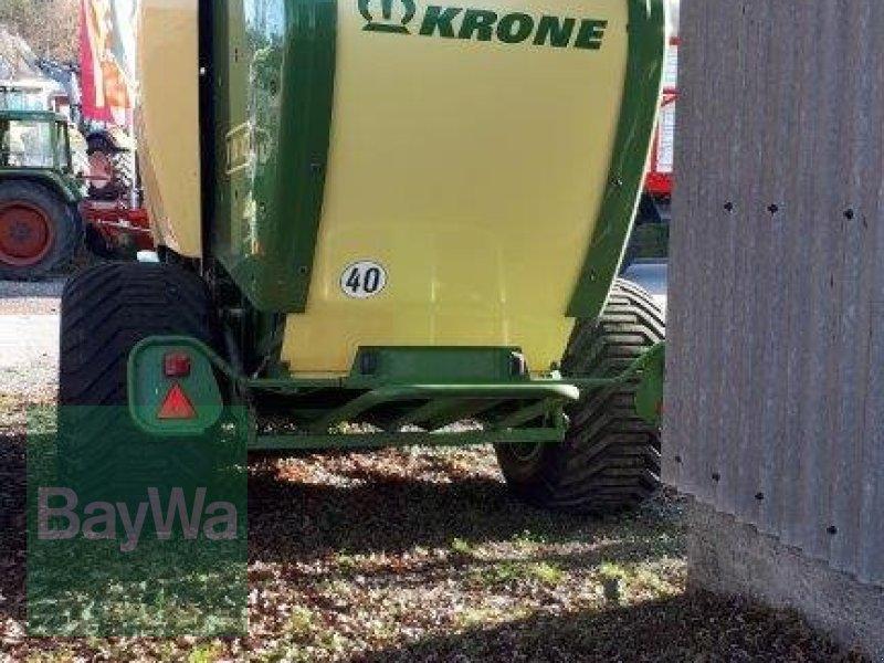 Rundballenpresse du type Krone Comprima V 180 XC, Gebrauchtmaschine en Erbach (Photo 5)