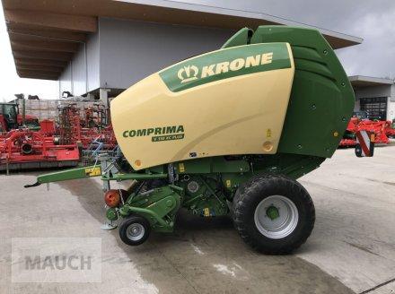 Rundballenpresse des Typs Krone Comprima V150 XC Plus, Neumaschine in Burgkirchen (Bild 6)