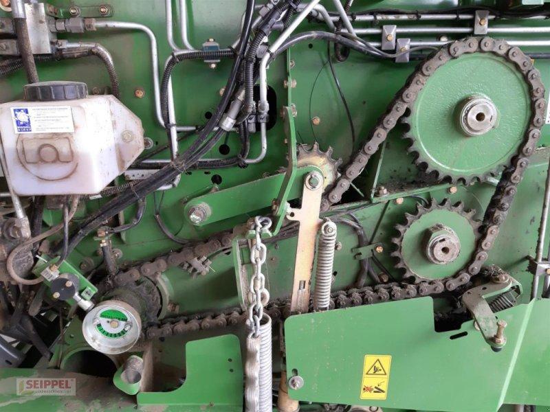 Rundballenpresse типа Krone COMPRIMA V150XC, Gebrauchtmaschine в Groß-Umstadt (Фотография 6)