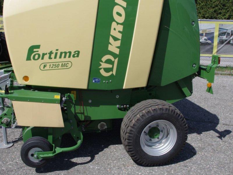 Rundballenpresse des Typs Krone Fortima 1250 MC, Gebrauchtmaschine in Villach (Bild 4)